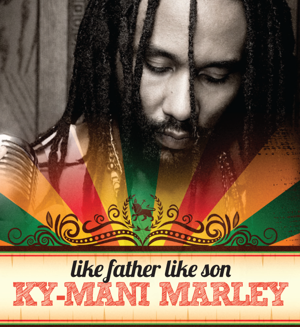 Ky Mani Marley Image Quotes: Critiques, Reportages, Interviews